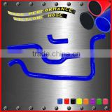 ATV radiator coolant silicone hose kit for Polaris ATP 500 2005 Radiator Coolant Hose atv Parts