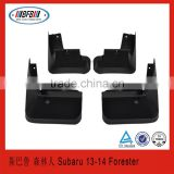 PP car fender 2013 2014 Forester FOR Subaru front and back mud guard