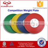 Rubber Competition Plate Bumper Weight Lifting                                                                         Quality Choice