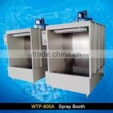 water transfer Curtain painting cabinets/water transfer spray booth/hydrographics Paint curtain cabinet