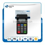 EMV L1&L2 Bluetooth pos mobile payment terminal supports MSR Contact Contactless card--- HTY711