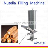 Best price churro filler machine automatic tube fller