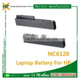 Laptop battery for HP Compaq Business Notebook 6510b 6515b 6710b 6710s 6715b 6715s 6910p battery