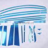 Window Frame Trims ABS Chrome 20 Pcs For Sportage R Car 2010-2015 Accessories