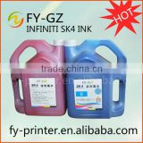 Wholesale sk4 infiniti ink for spt510 heads pvc flex banner machine