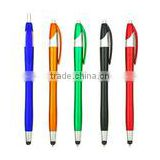 50PCS 2 in 1 Capacitive Touch Screen Stylus & Ball Point Pen for iPad 2 3 for iPhone 4 4S