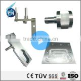 High demand farm textile machinery spare parts manufacturers with vertical machining center