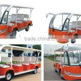 Solar Power Sightseeing Car 8-14seats