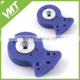 VMT custom anodised aluminium servo saver made in china factory