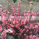 Artificial Cherry Flower Tree artificial tree Silk cherry Branch Home Decoration faux cherry blossom