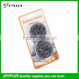 Hot Sale Kitchen Cleaning Stainless Steel Wire Sponge Scourer
