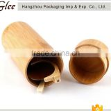 Wholesale latest style fasional 100% natural brand new bamboo walnut wood glasses case sunglasses case for sale