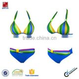 Brazilian Bikini Cut Sexi Open Bikini for Women Swimwear