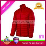 From china red girl pakistan-leather-jacket down jacket men