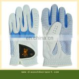 custom made cabretta golf gloves