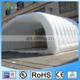 Custom inflatable mobile garage, convenient inflatable carport,inflatable car garage tent