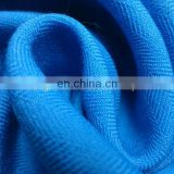 120S*60S herringbone silk wool fabric