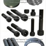 Molybdenum Nuts, Molybdenum Wires, Foils Special parts