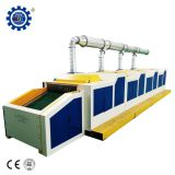 Fabric recycling machine