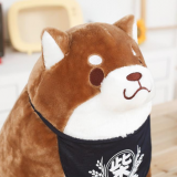 China Factory Manufacture  Wholesale Plush Dog Toy Shiba Inu