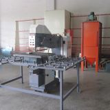 glass drilling machine glass hole making machine