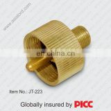 Newest Gas Cylinder Adapter Pipe Fitting Gas Valve