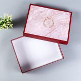 Luxury jewelry paper packaging gift box