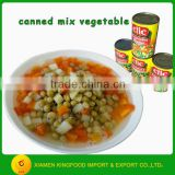Wholesale canned Mixed vegetables brand Vegetable in tin 425g