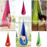 Child Hanging Swing Seat Chair Crows Nest Hammock Swing