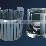 Graphite fastener/Graphite heating element/muffle tube
