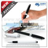 Hot selling cheap pointed capacitive stylus ball pen for promotion novelty , touch screen stylus for ipad iphone