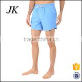 OEM Customized shaped men swim shorts /swim trunks 100% polyester beach shorts with boys
