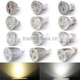 SUPER BARGAIN!!! NEW Model!! Bright Energy Saving 9W E27/MR16/GU10 LED Spotlight Lamp Bulb Household Lighting