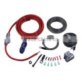 Super Power Car Amplifier Wiring Kit , Private Mould Super Power Car Amplifier Wiring Kit , Hifi Audio Amplifier Kit
