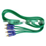 Haiyan Huxi Wholesale Alibaba Microphone Plug Optical Fiber Cable With Rca Connector Plug