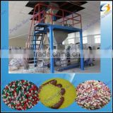 Organic BB Fertilizer particles mixer machine /compound fertilizer granules blender machine