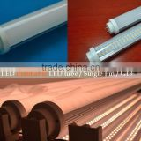 T12 dimmable led tube light for chicken house/coop, 18W 4ft 6ft 8ft IP67 waterproof chicken farm light