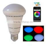 Smart Touch Switches For Home Automation Led Wifi Bulb Factory Supplier