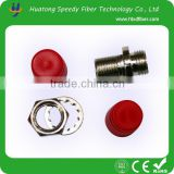 FC to FC Female Fiber Optical Optic Cable Connector Flange Adapter