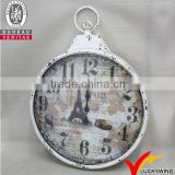 Luckywind Hot !!! metal chinese wall clock                                                                         Quality Choice