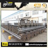 Carbon Steel Welded Black & Hot Galvanized Square Pipe & Rectangular Pipe steel pipe black square