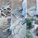 Plastic Concrete Pavement Mold Cobble Paving Block Mould Ornaments for sale South Africa