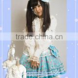 Y-248 Wholesale Lovely Girls PYON PYON Lolita Puff Sleeves Blouse