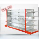 promotion Supermarket shelves/dance bags with garment rack