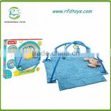 Hot selling lovely baby play mat carpet for kids baby padded gym