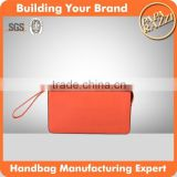 4456 PU Brand womens leather wallets from China Biggest Bag and Purse Factory