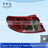 1067002018Auto Tail Lamp For Geely Emgrand EC7/EC8