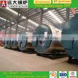 5ton 6ton 8ton 10ton Natural Circulation Type and New Condition oil and gas steam boiler