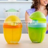 2016 New Penguin Portable Formula Dispenser &Snack Container/Snack Cup /Baby Milk Powder Dispenser/snack containers