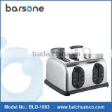 Commercial Use 6 Slice Pop Up Toaster